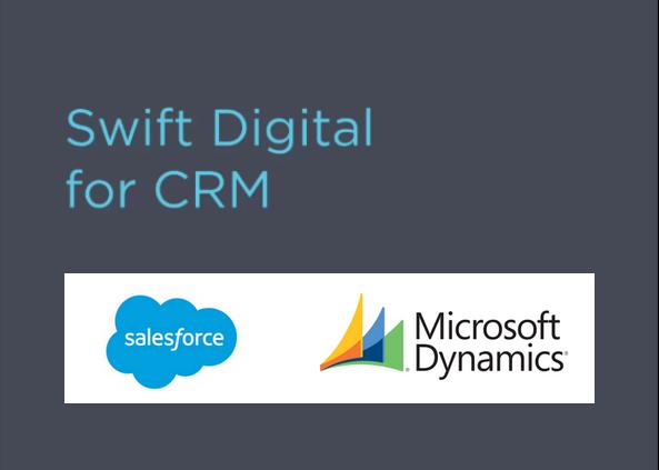 Swift Digital for CRM