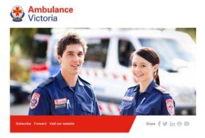 Ambulance Victoria - Newsletter