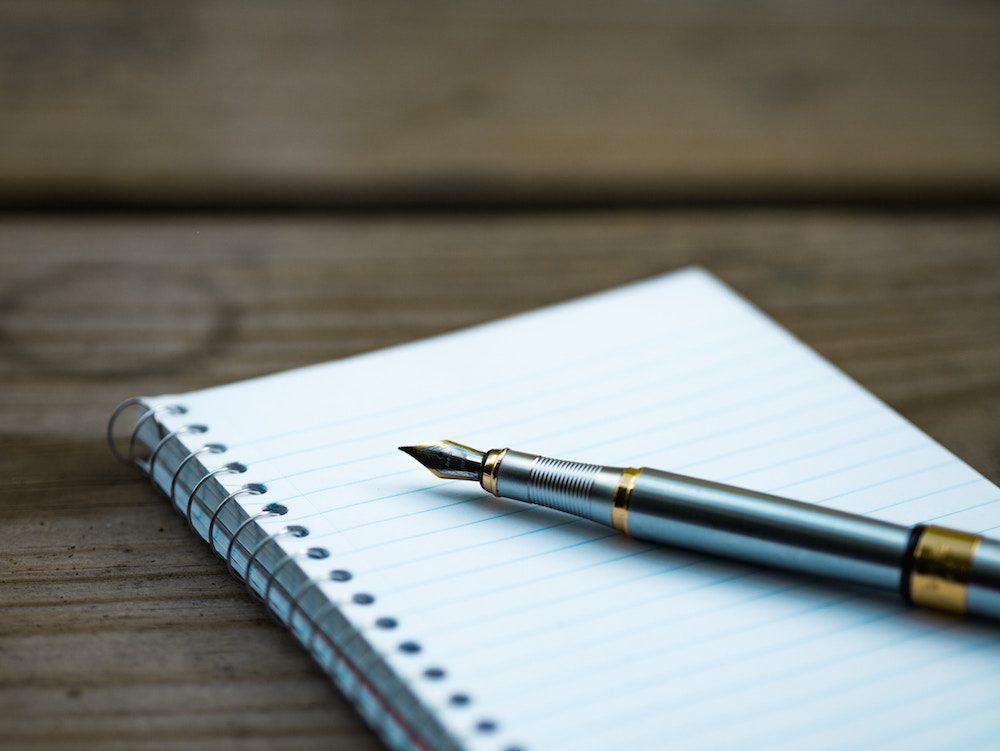 4 Tasks Best Done On Paper