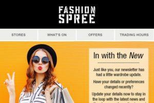 Gazcorp Fashion Spree
