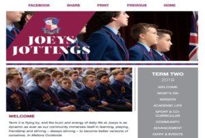 St Josephs Newsletters