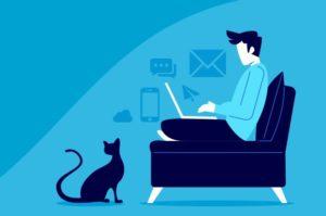 Swift Digital Working Remotely