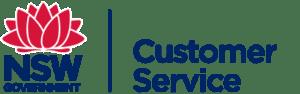 Customer Service NSW logo
