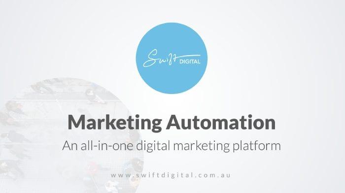 Marketing Automation Swift Digital