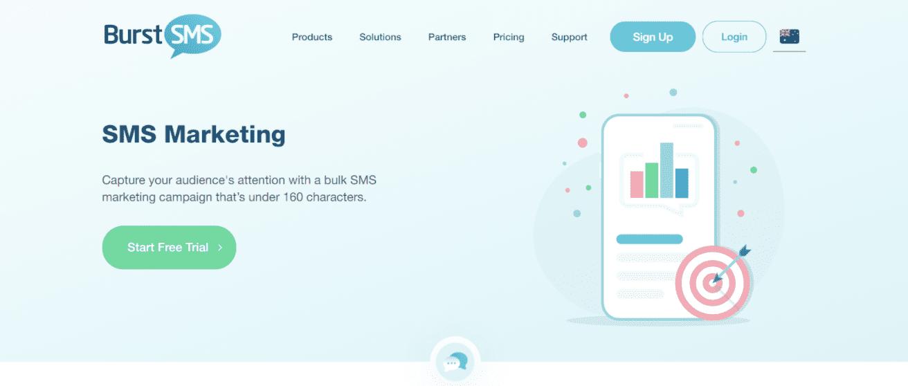 Burst-sms-marketing-company