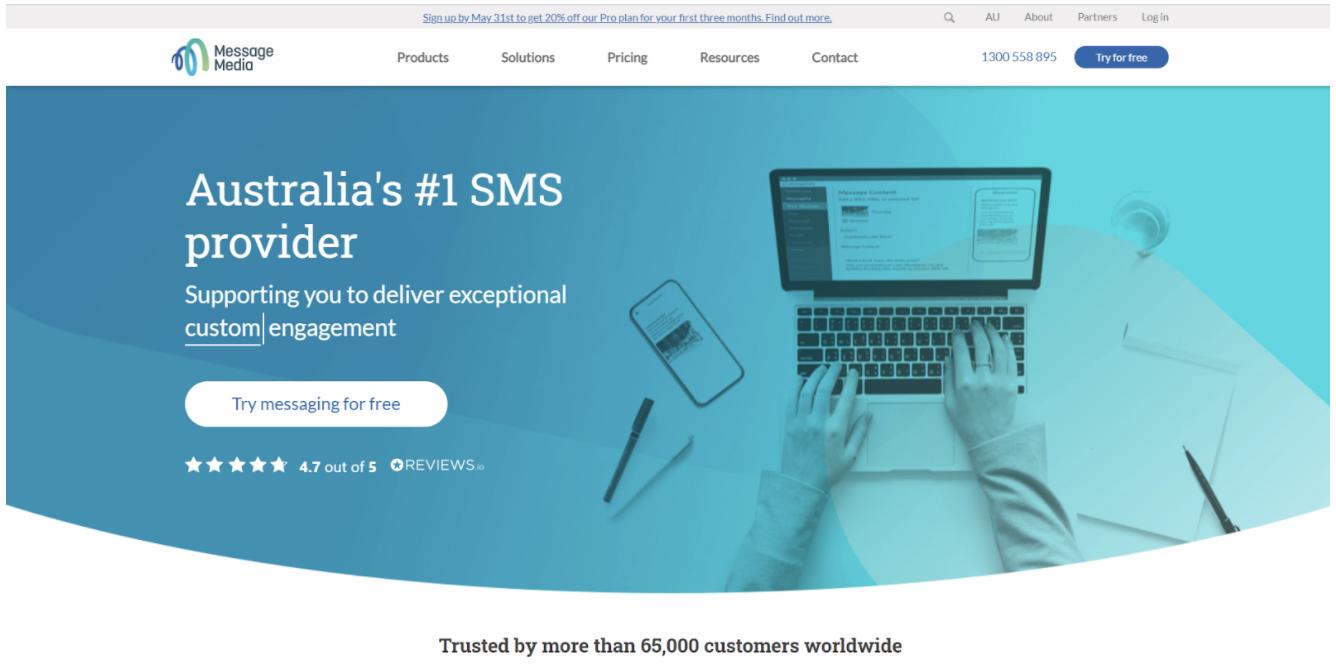 message-media-sms-marketing-company