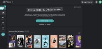 free online photo editors pixlr