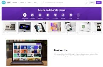 free online photo editors carva