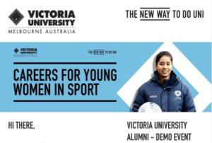 Victoria University Invitation