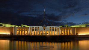 Australia Government Parliament House