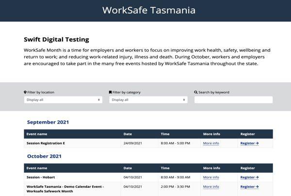 WorkSafe Tasmania