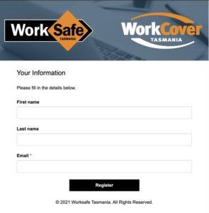 WorkSafe Tasmania Events Calendar Swift Digital